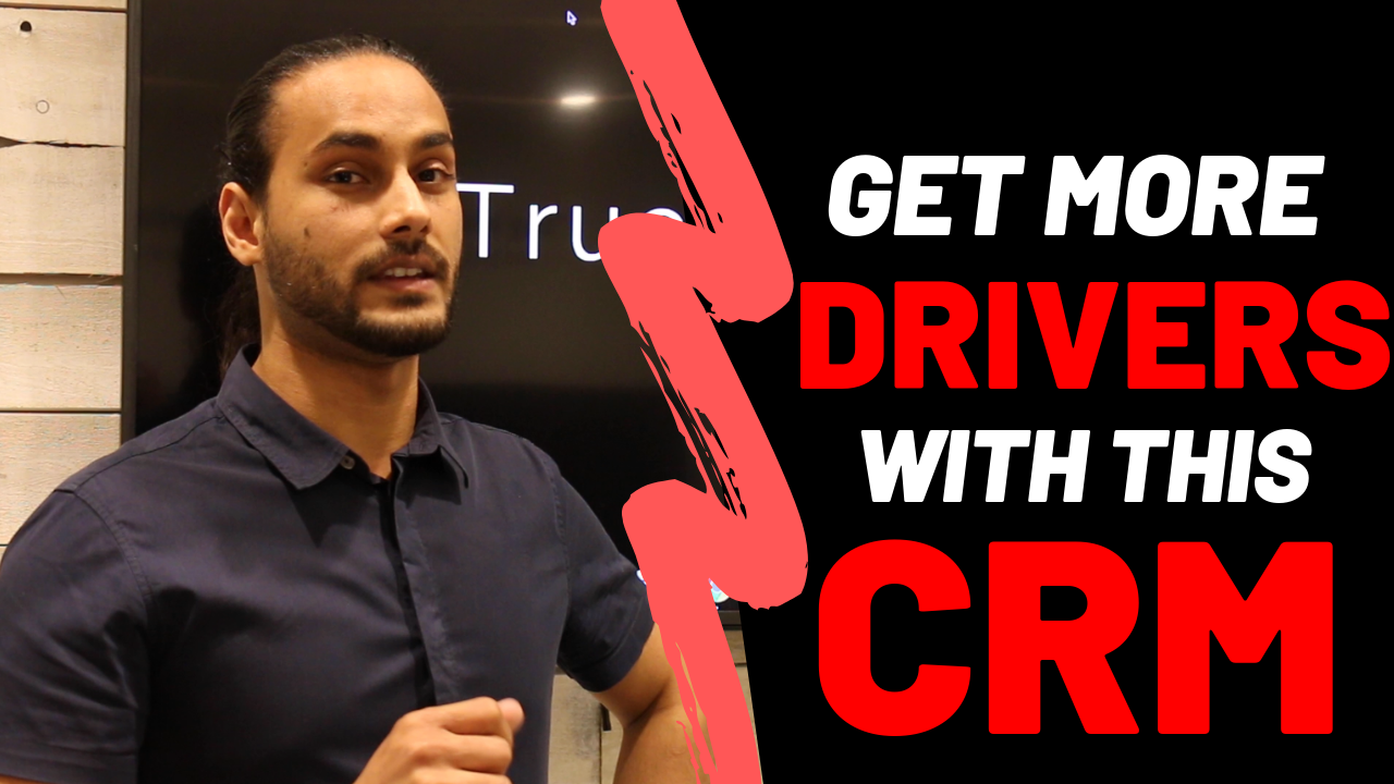GET MORE DRIVERS WITH THIS CRM