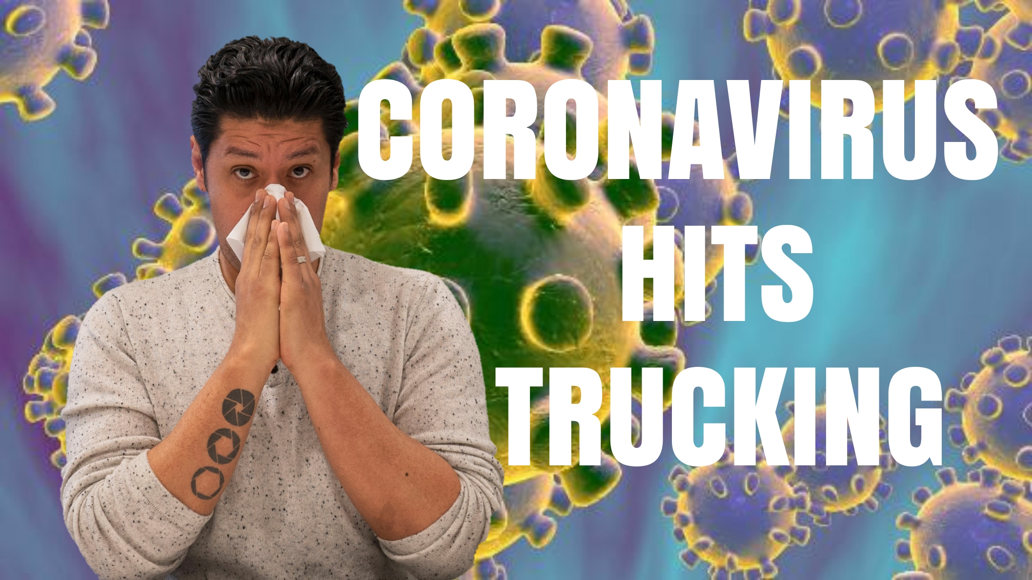 Coronavirus and Truckers: Practical tips on how to stay safe