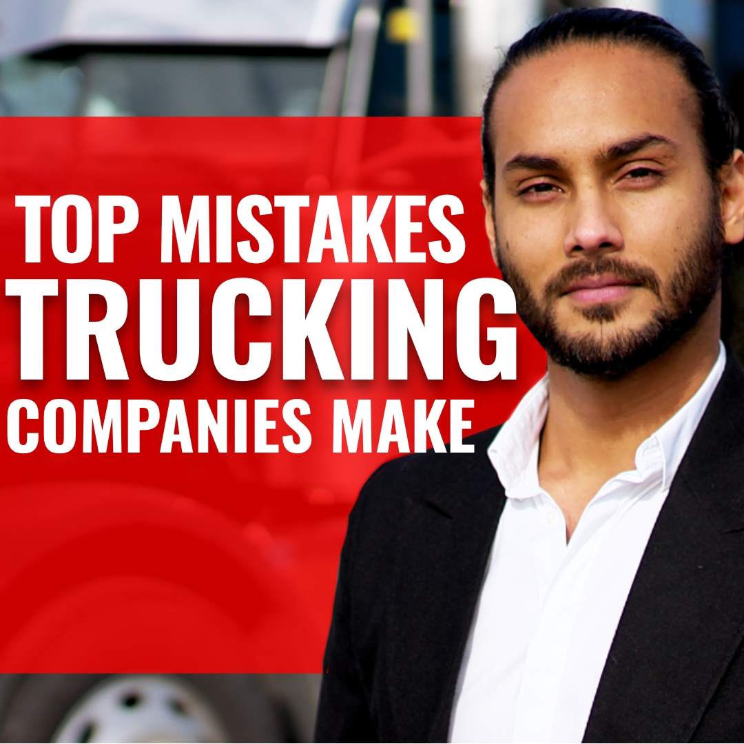 Top Mistakes Trucking Companies Make With Their Driver Application Process